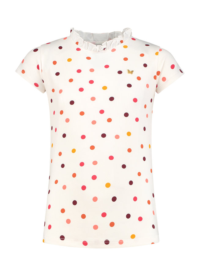T-shirt Paige offwhite