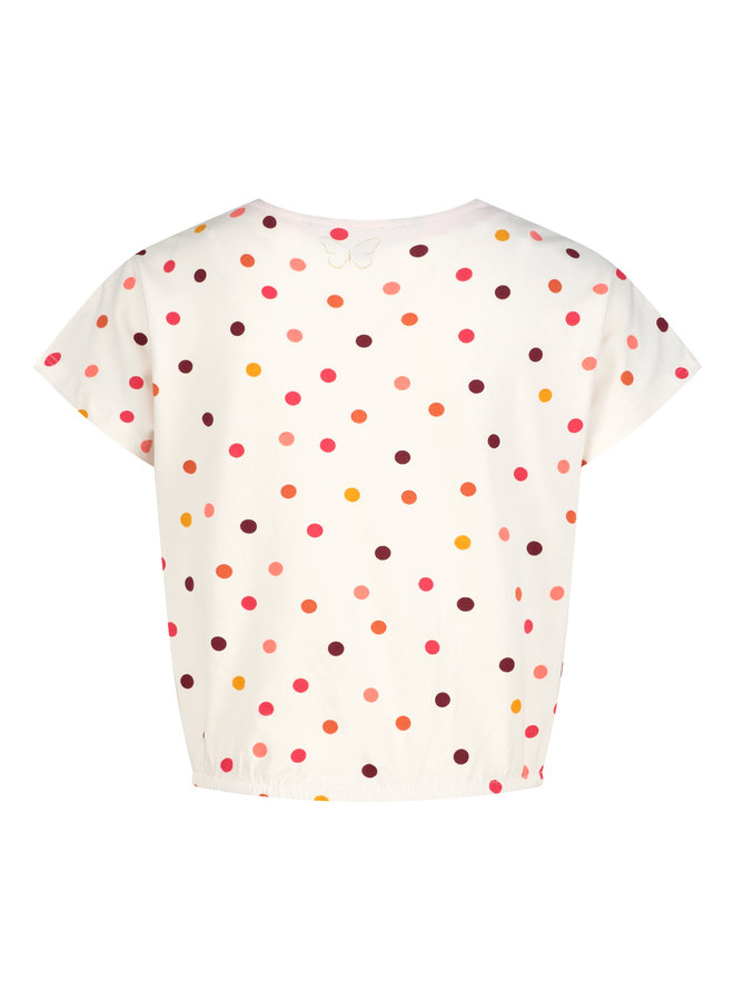 T-shirt Doris offwhite