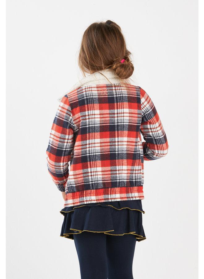 Jacket Karoline check