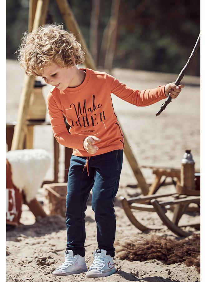 Longsleeve Mika orange