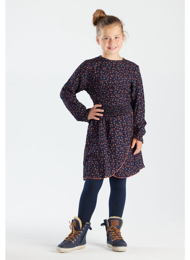 Dress Janna navy