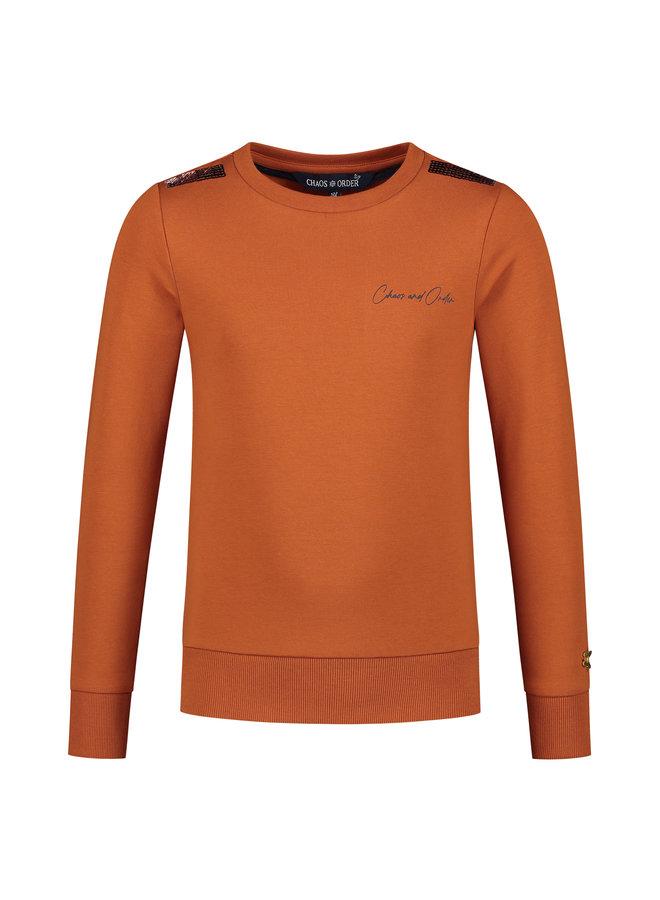 Sweater Kirsten caramel
