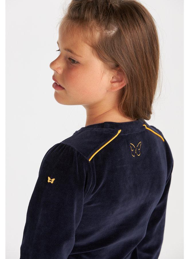 Sweater Kina Navy