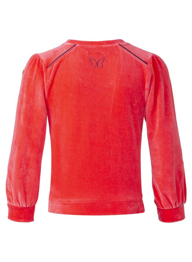Sweater Kina red