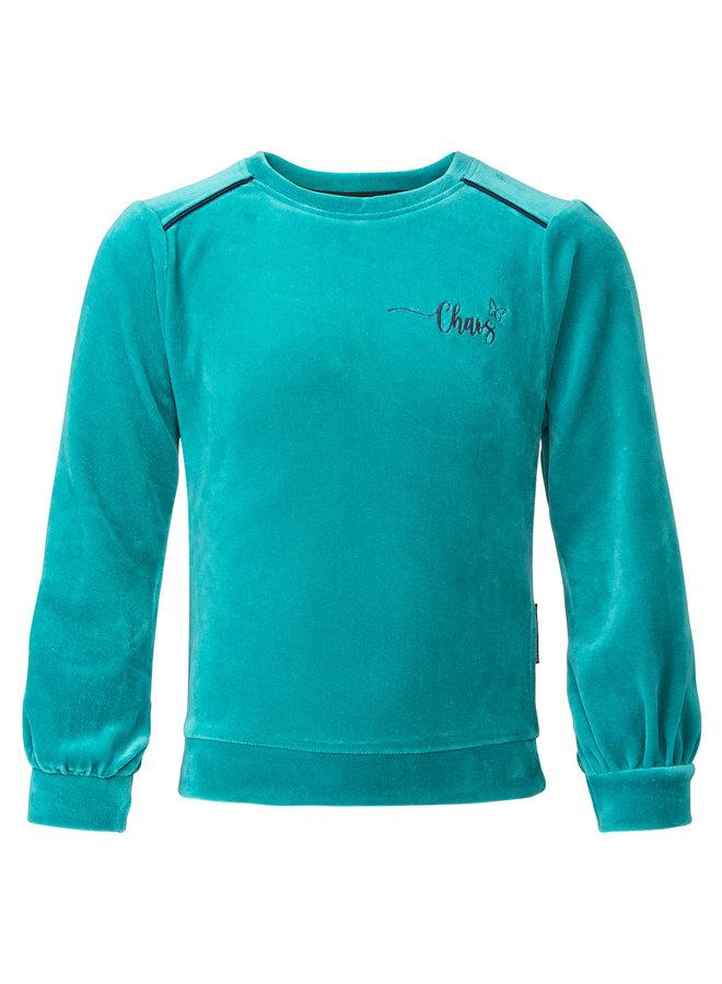 Sweater Kina seagreen