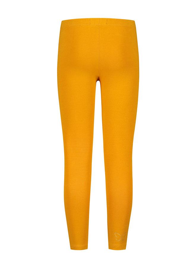 Legging Iris yellow
