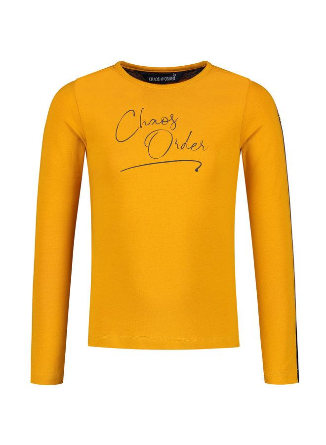 Longsleeve Karly yellow