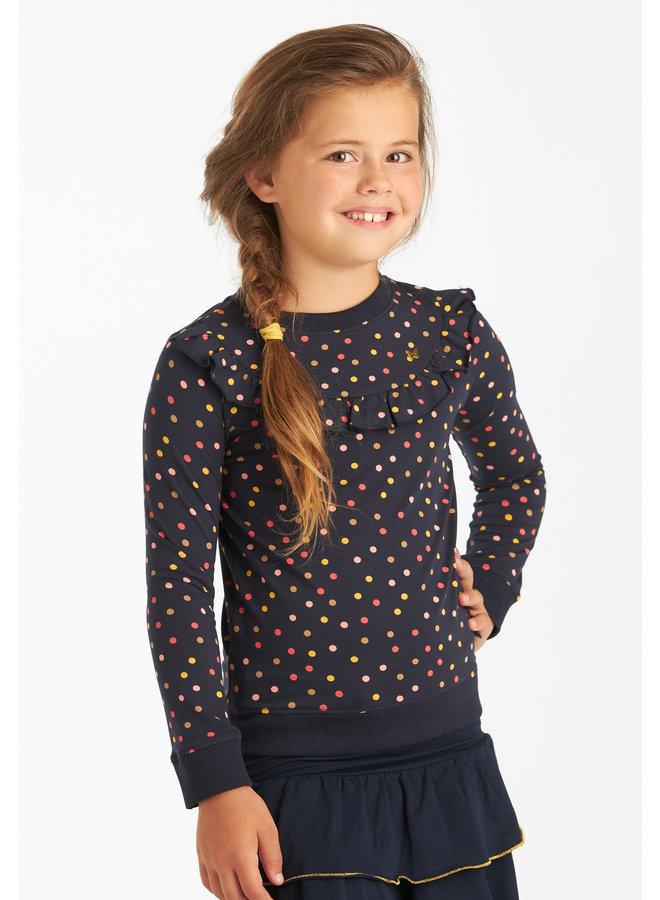 Sweater Kandy dot