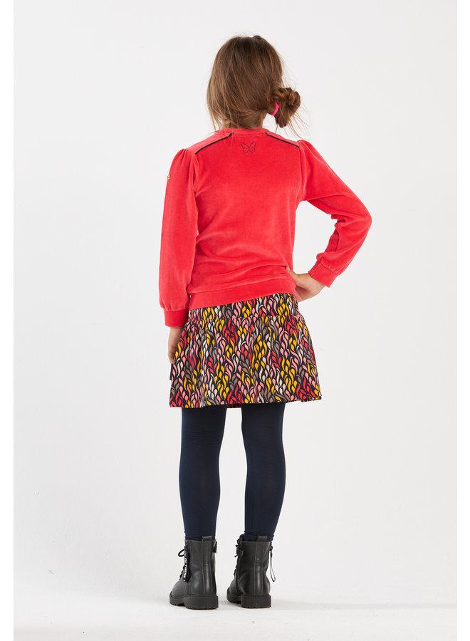 Skirt Ilja yellow