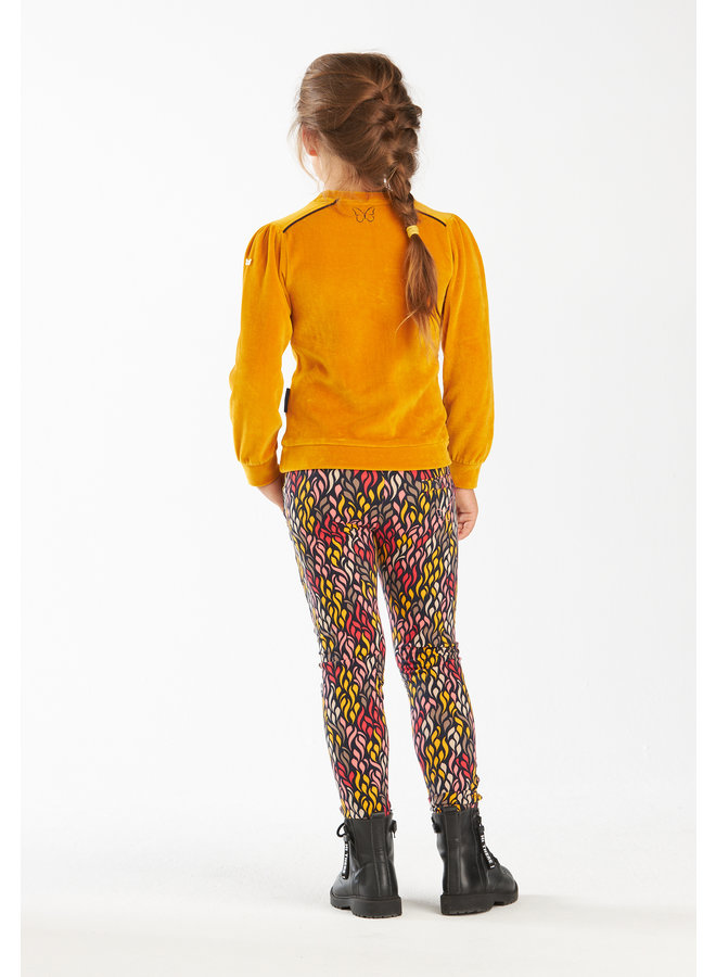 Broek Irem yellow