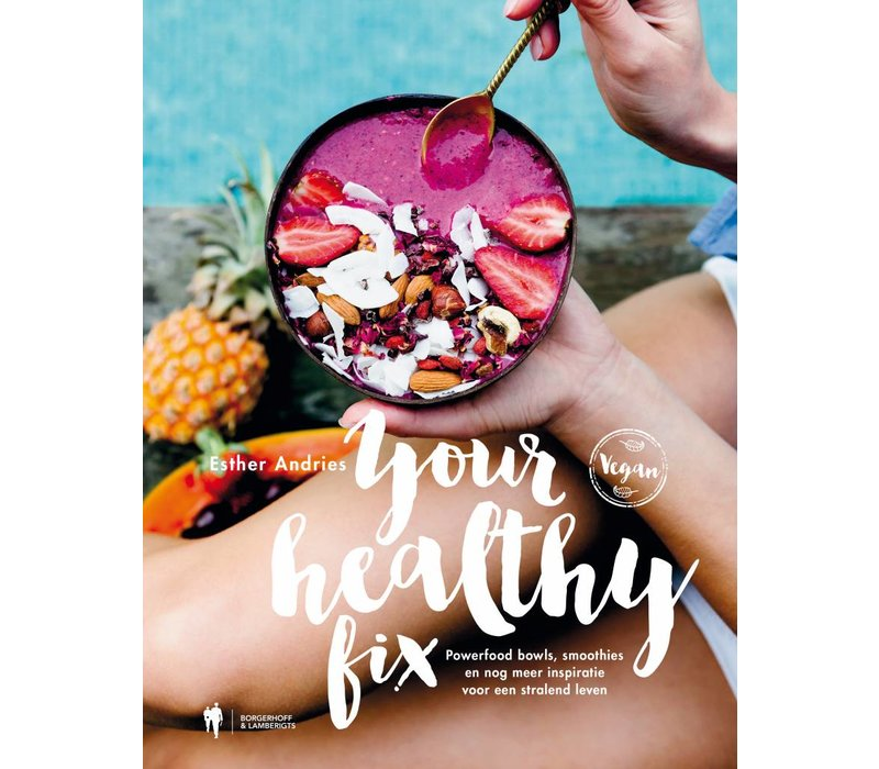 BOOK  - YOUR HEALTHY FIX