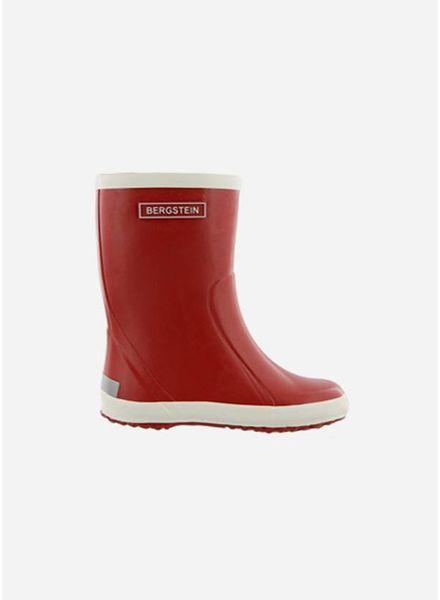 Bergstein rainboot red