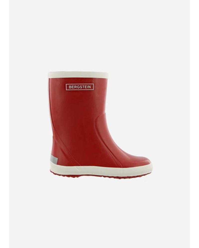 Bergstein rainboot - red