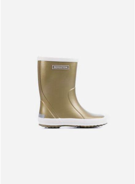 Bergstein rainboot glam gold