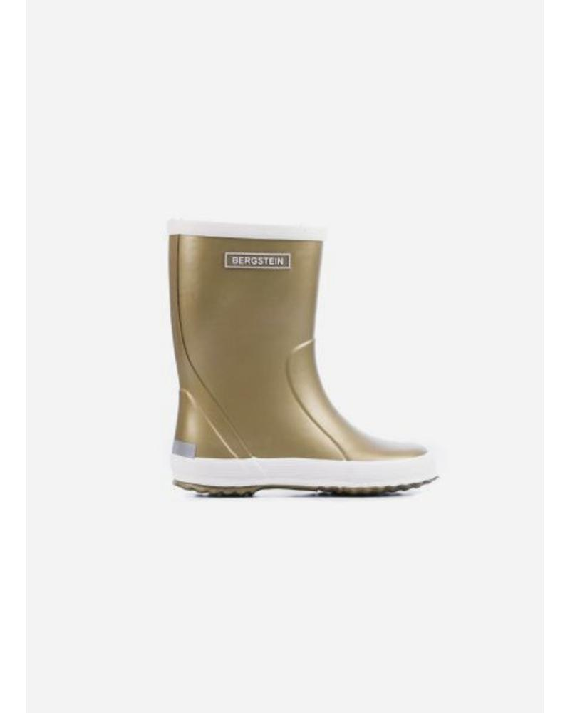 Bergstein rainboot glam - gold