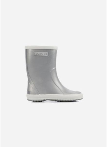 Bergstein rainboot glam - silver