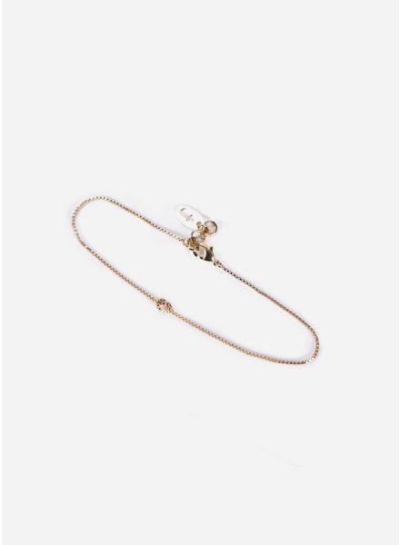 Titlee Bracelet Nostrand Gold