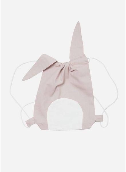 Fabelab animal string bag bunny
