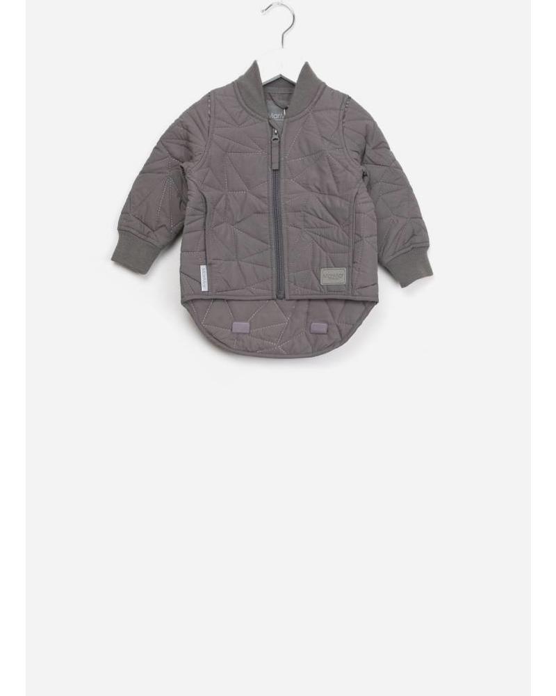 MarMar Copenhagen orry thermo outerwear baby warm grey