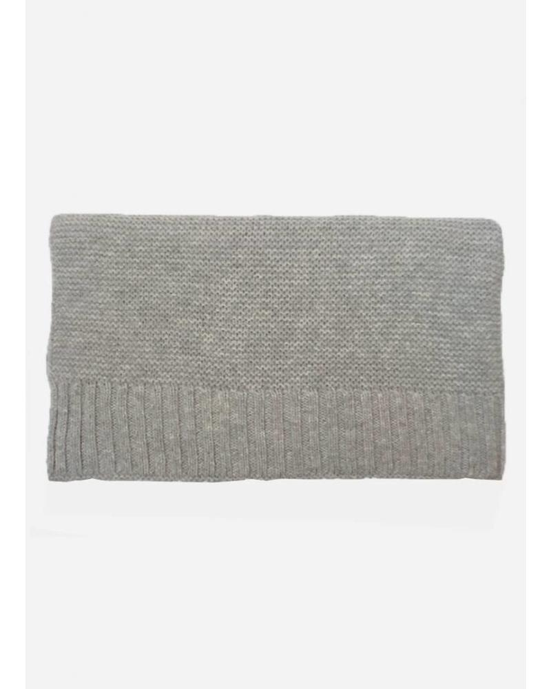 Repose blanket silvergrey