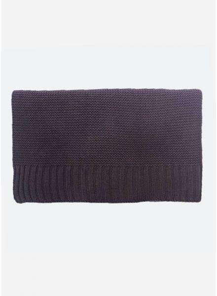 Repose blanket plum greyisch