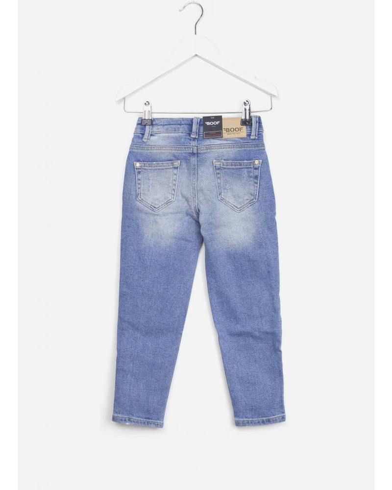 Boof girl boyfriend jeans