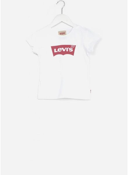 Levi's nos tee shirt girls white