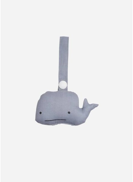 Fabelab Animal rattle whale