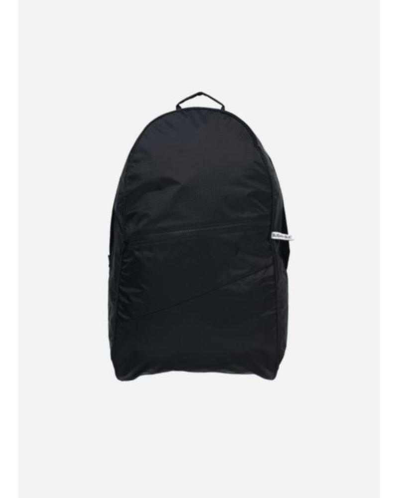 Susan Bijl Foldable backpack zwart