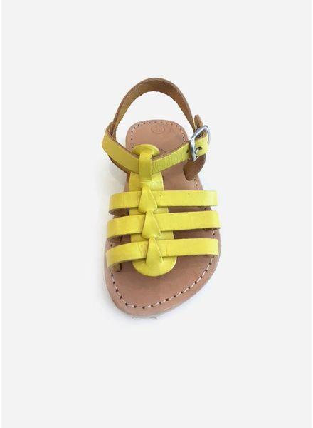 Theluto diego jaune geel