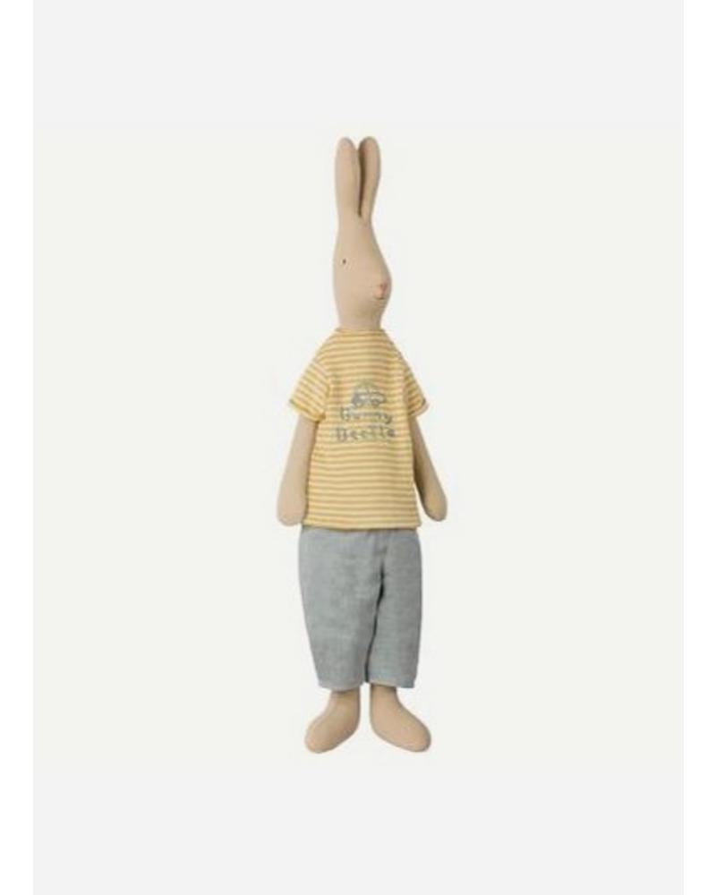 Maileg Rabbit, Mega, Light, Sam