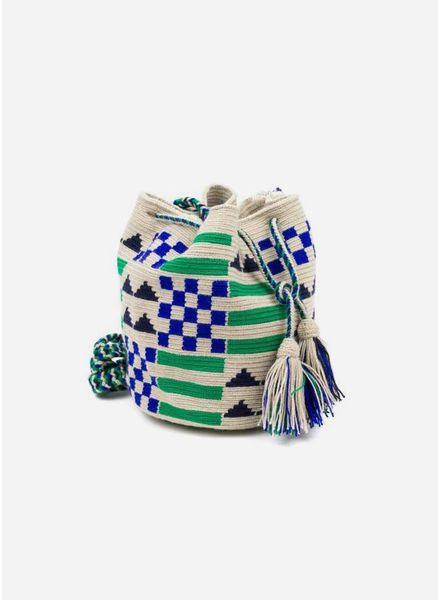 Guanabana extra small Wayuu bag