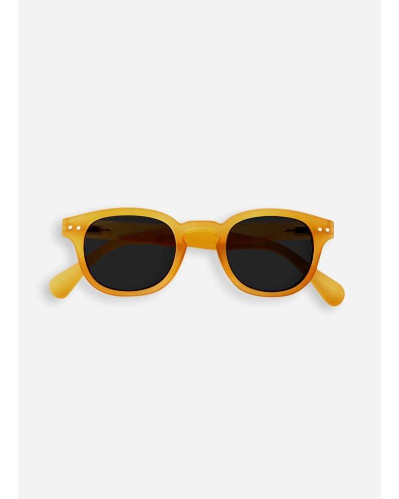 Izipizi Sun #C Yellow soft - grey lenses