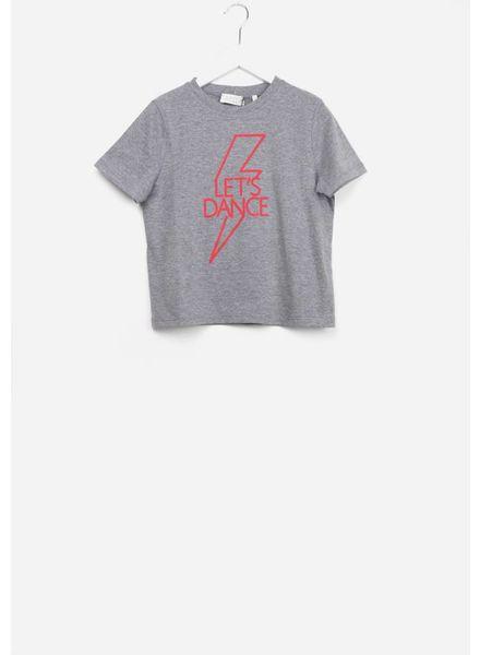 Indee t-shirt dolce grey melange
