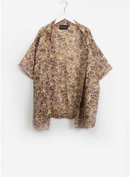 Sissel Edelbo Vintage kimono NO.25