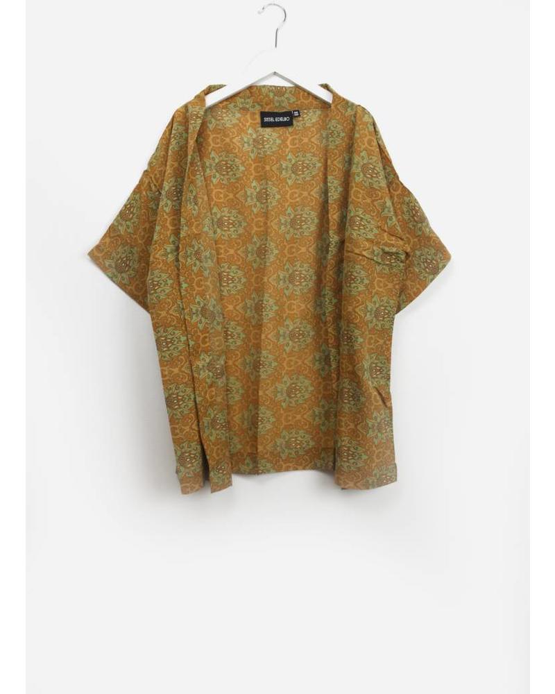 Sissel Edelbo Vintage kimono NO.19