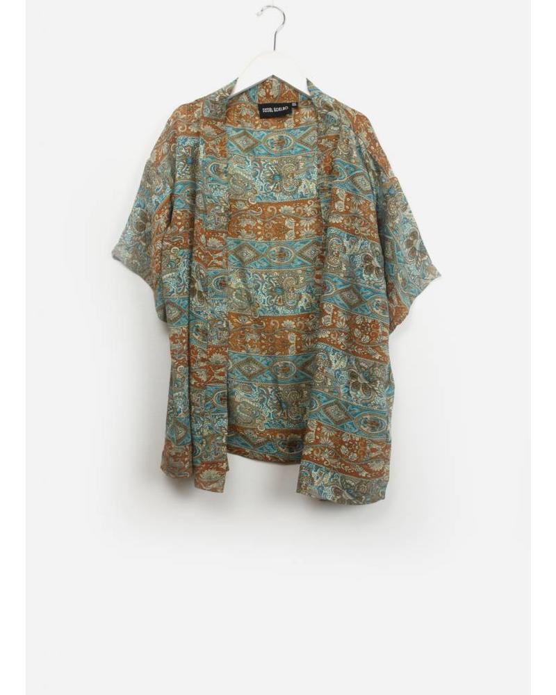 Sissel Edelbo Vintage kimono NO.16