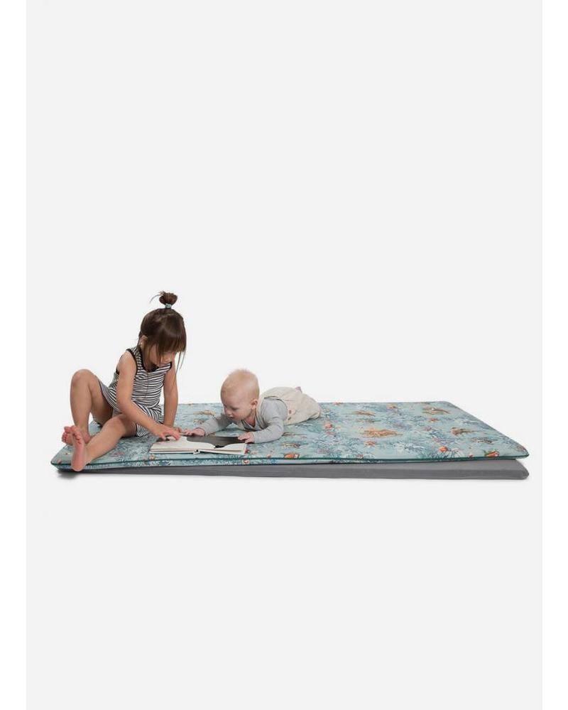ByAlex Playmats grote speelmat met print