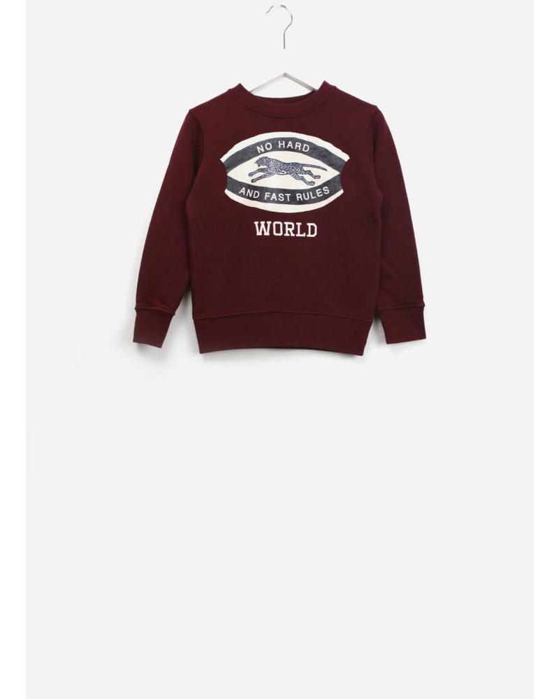 Bellerose boys sweatshirt cuberdon vixx82