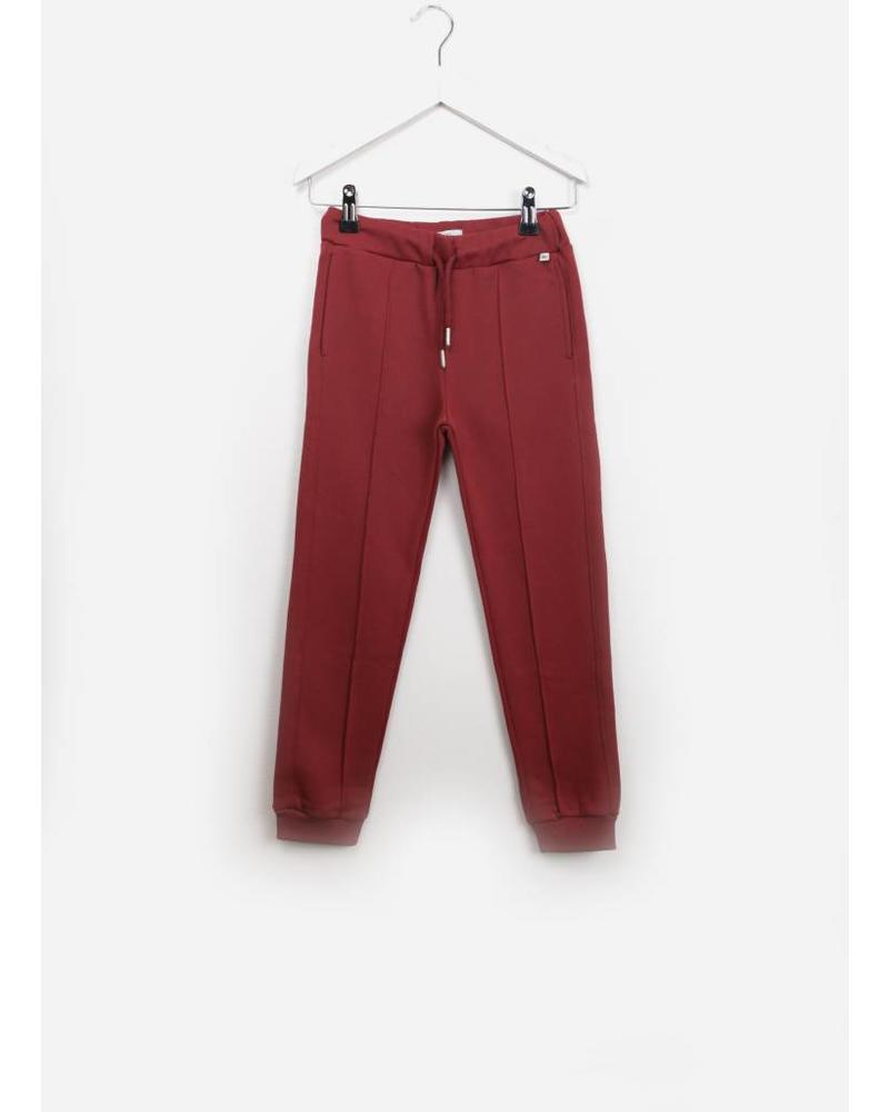 Repose track pant weathered berry