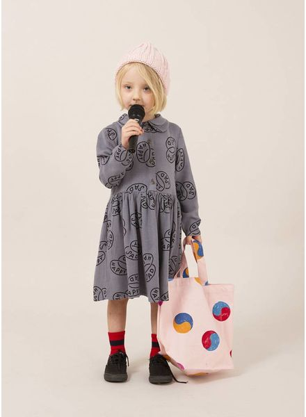 Bobo Choses jurk happy sad princess
