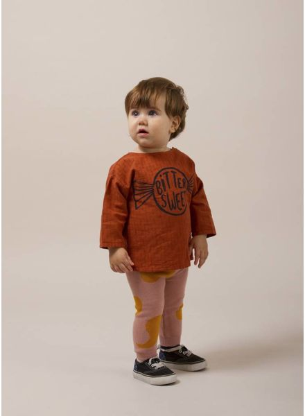 Bobo Choses broekje rose knitted