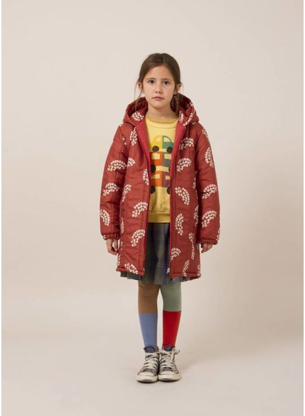 Bobo Choses jas the happy sads padded anorak