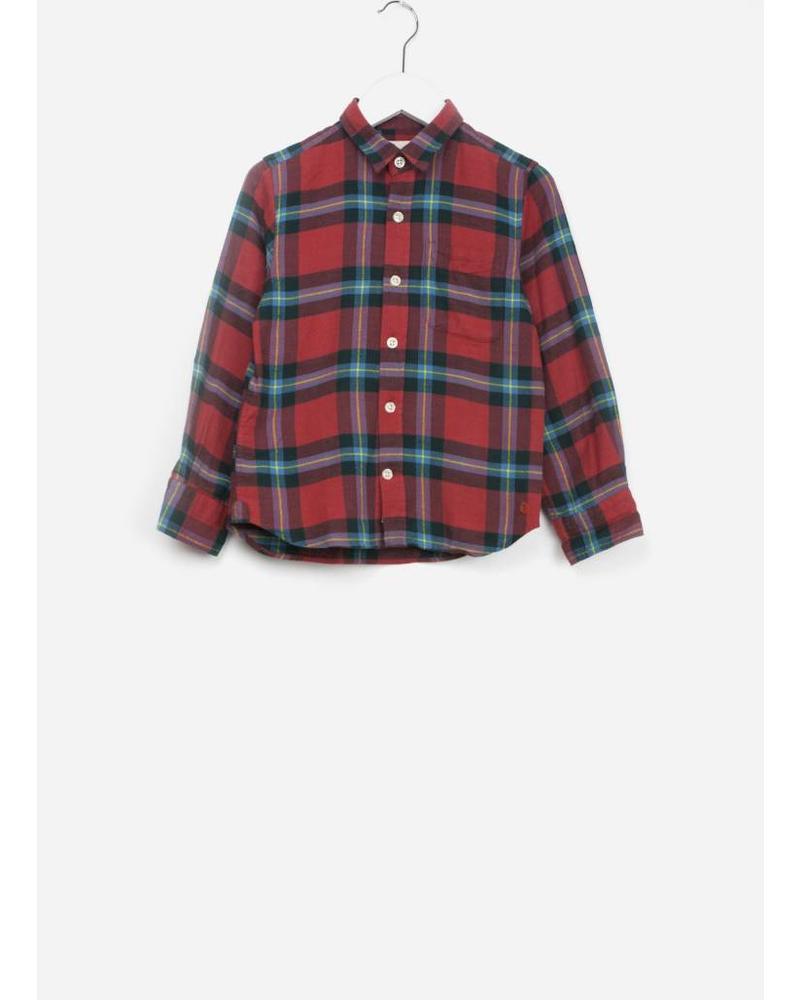 Bellerose boys shirt garnix82G check E