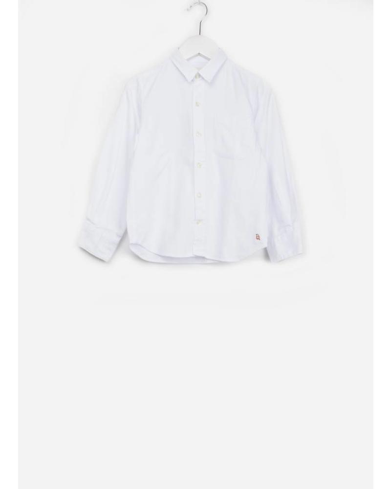 Bellerose Boys shirt garnix82G white