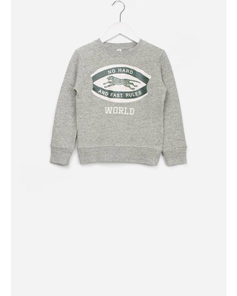 Bellerose boys sweatshirt vixx82 H. grey