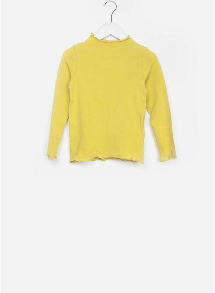 Bellerose shirt alian custard geel
