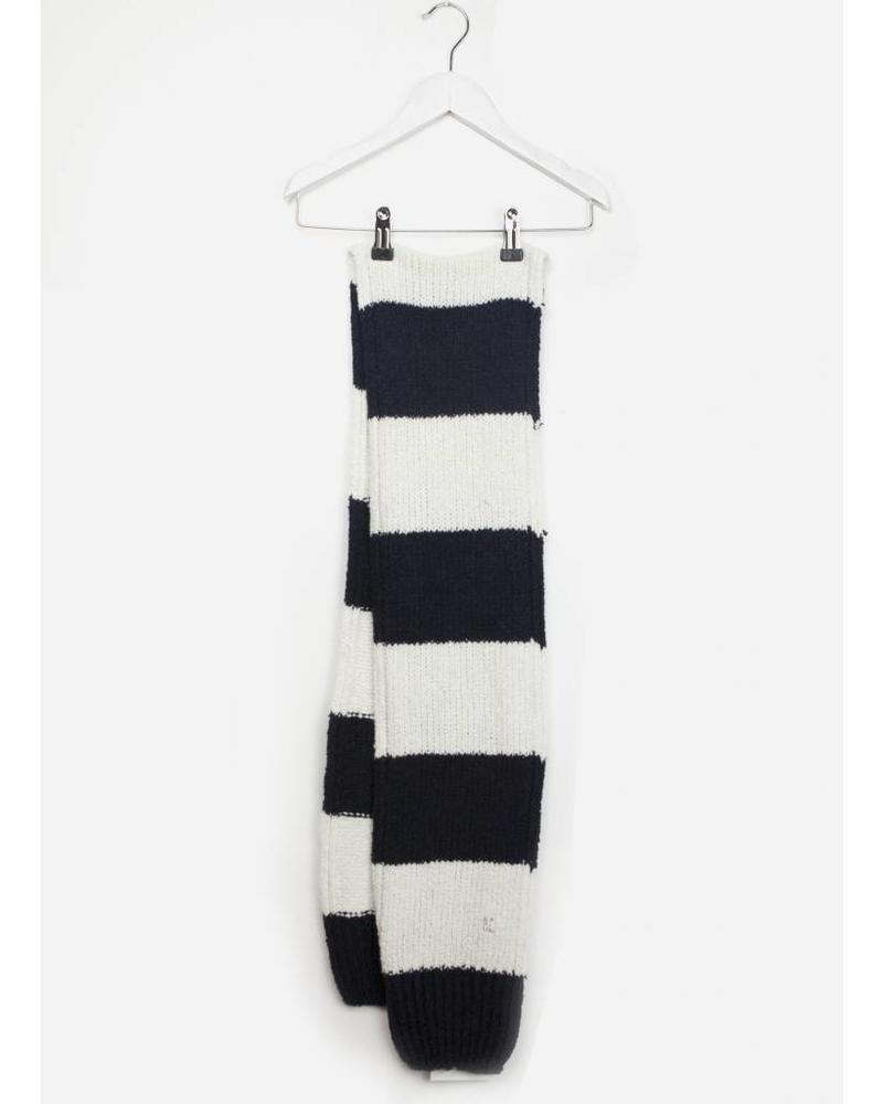 Bobo Choses big stripes scarf