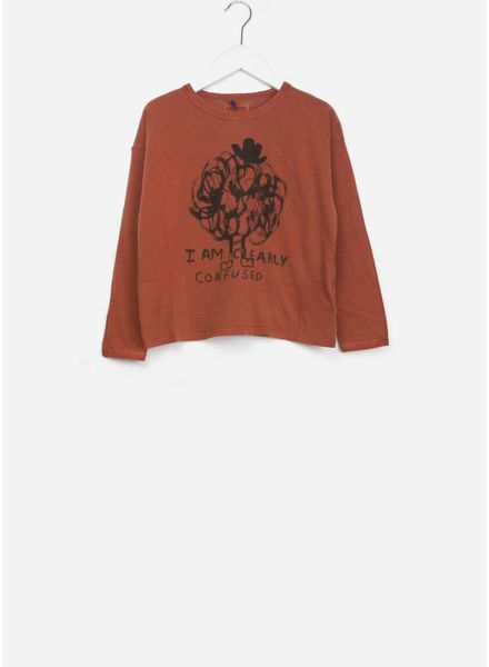 Bobo Choses shirt clearely confused round neck