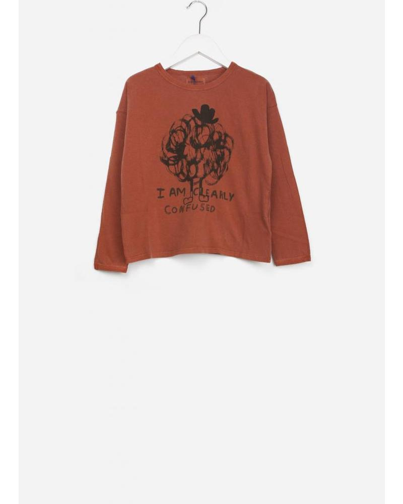 Bobo Choses clearely confused round neck t-shirt